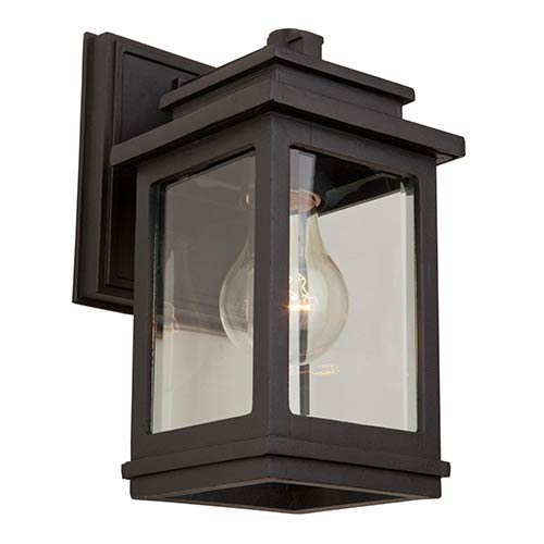 Artcraft Fremont Oil Rubbed Bronze One-Light 5-Inch Wide Outdoor Wall Sconce