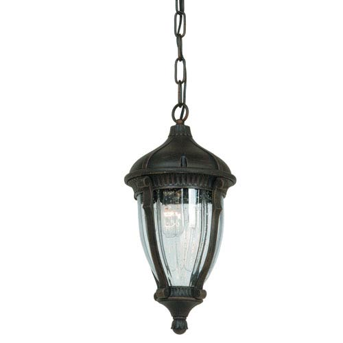 Annapolis Oil Rubbed Bronze One-Light Outdoor Pendant