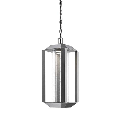 Wexford Slate LED Seven-Inch One-Light Outdoor Pendant
