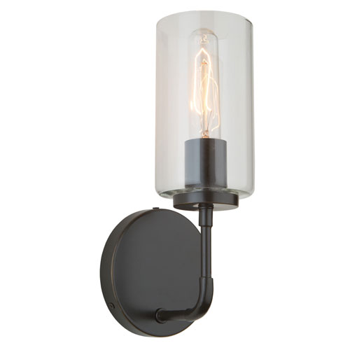 Artcraft Ray Oil Rubbed Bronze 5-Inch One-Light Wall Sconce