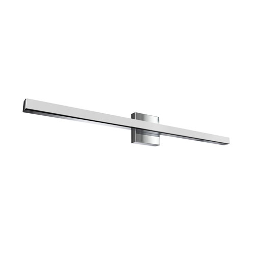 Nano Polished Chrome 36-Inch LED Bath Vanity