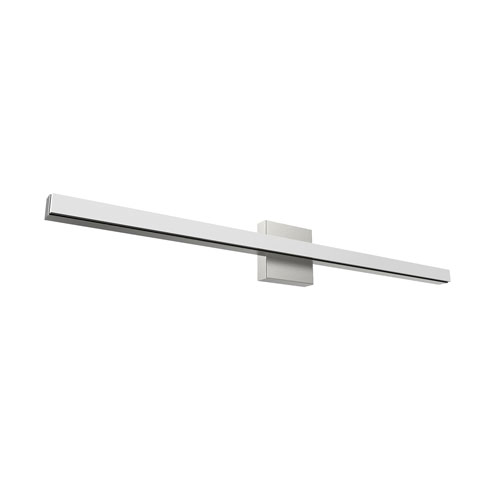 Nano Satin Nickel 36-Inch LED Bath Vanity