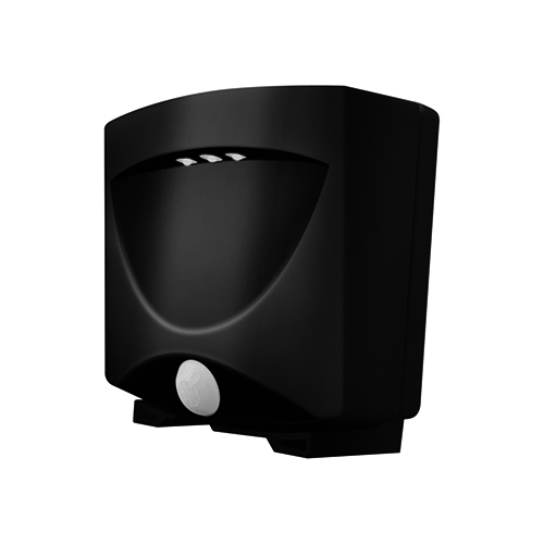 Bronze Battery Powered Motion-Activated Outdoor Night-Light