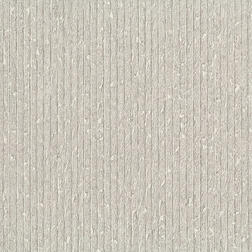 Warm Grey Textured Bead Board Wallpaper - SAMPLE SWATCH ONLY
