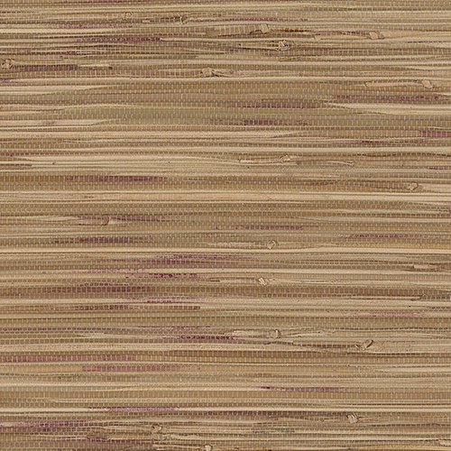Fine Buddle Red, Brown and Beige Wallpaper - SAMPLE SWATCH ONLY
