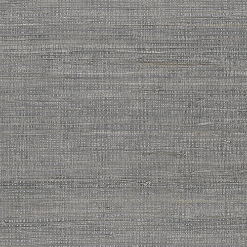 Extra Fine Raw Jute Grey Wallpaper
