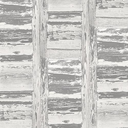 White and Grey Shutter Wallpaper