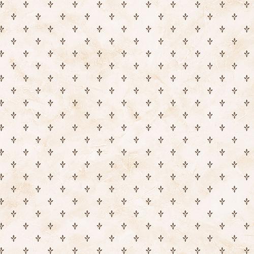 Kitchen Spot Brown and Beige Wallpaper
