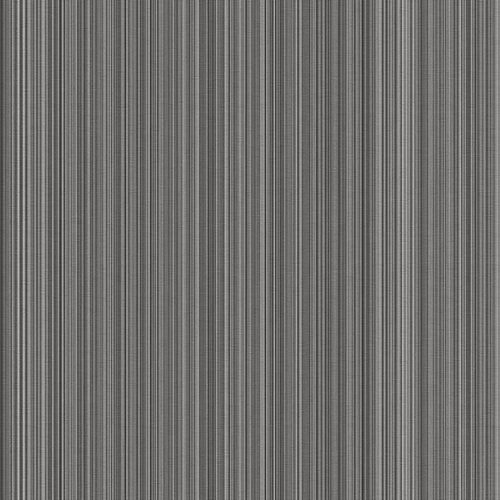 Norwall Wallcoverings Black and Grey Strea Texture Wallpaper - SAMPLE SWATCH ONLY