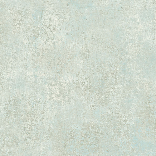 Norwall Wallcoverings Frost Aqua Wallpaper - SAMPLE SWATCH ONLY