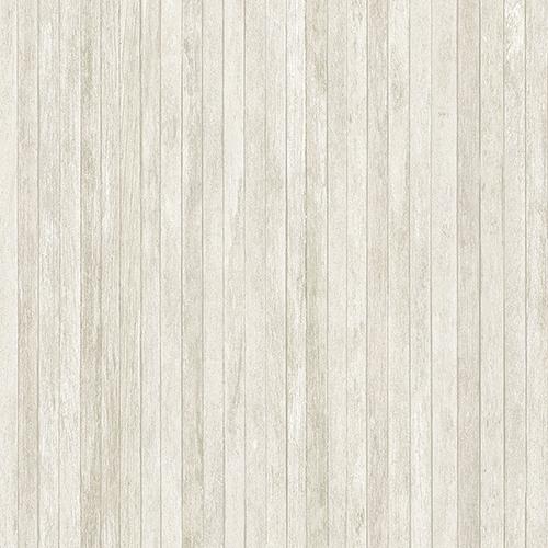 Norwall Wallcoverings Beige Scrapwood Wallpaper - SAMPLE SWATCH ONLY