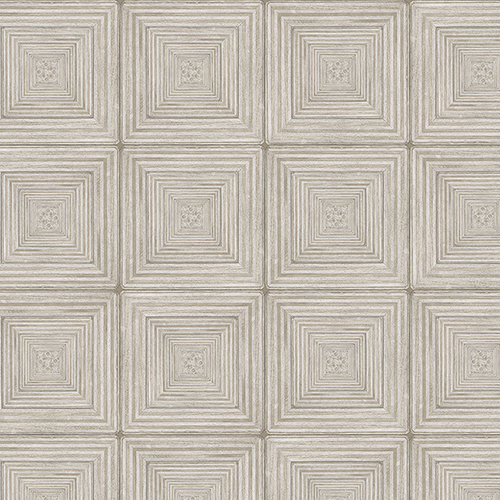 Norwall Wallcoverings Parquet Beige Wallpaper - SAMPLE SWATCH ONLY