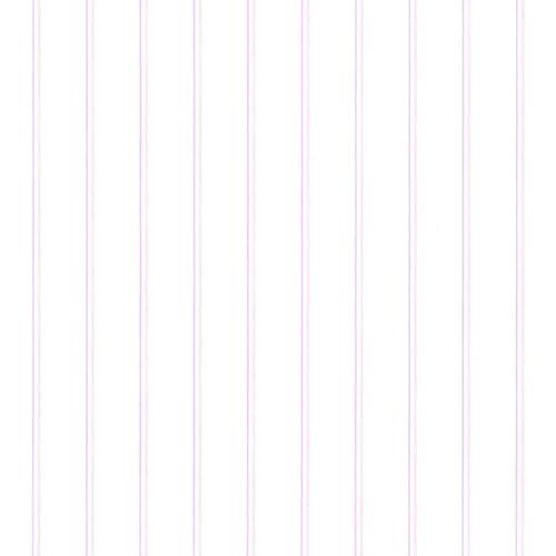 Thin Stripe Purple and Pink Wallpaper