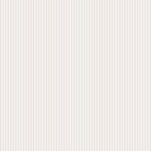 Norwall Wallcoverings Baby Stripe Pale Pink Wallpaper