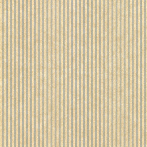 Norwall Wallcoverings Beige and Light Blue 6mm Stripe Wallpaper - SAMPLE SWATCH ONLY