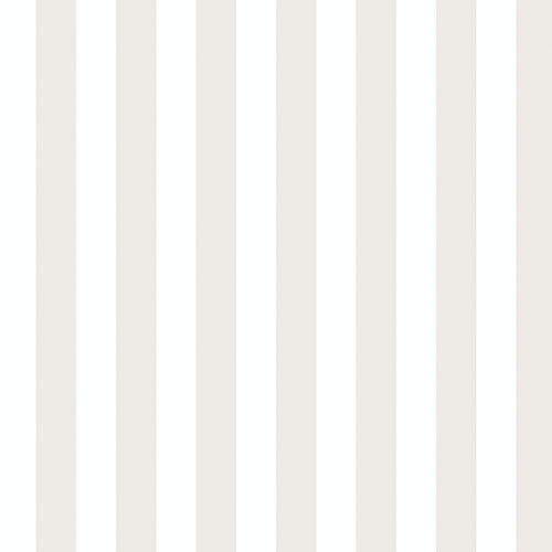 Regency Stripe Beige and White Wallpaper - SAMPLE SWATCH ONLY