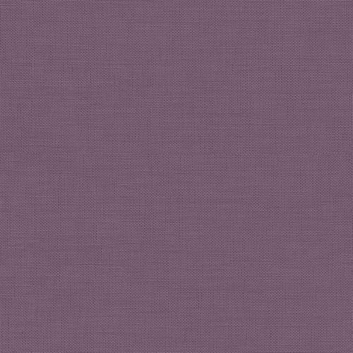 Rose Linen Dark Purple Wallpaper
