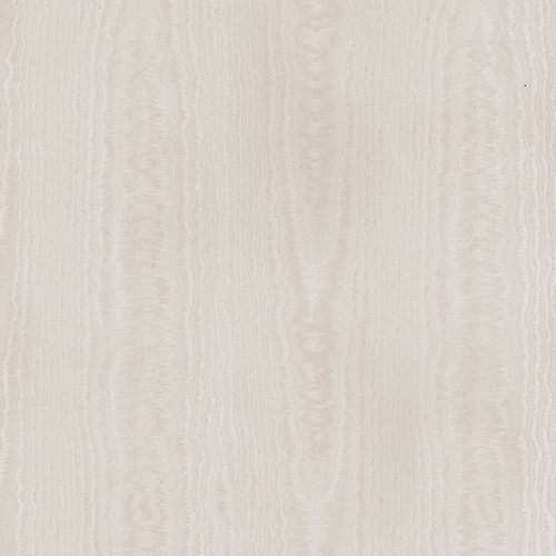 Norwall Wallcoverings Moiré Taupe Wallpaper - SAMPLE SWATCH ONLY