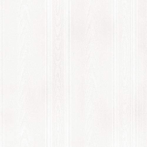 Medium Moiré Stripe Pearl Wallpaper - SAMPLE SWATCH ONLY