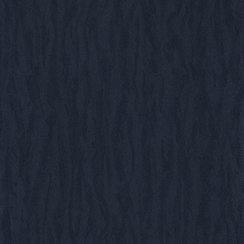 Navy Textile Wallpaper