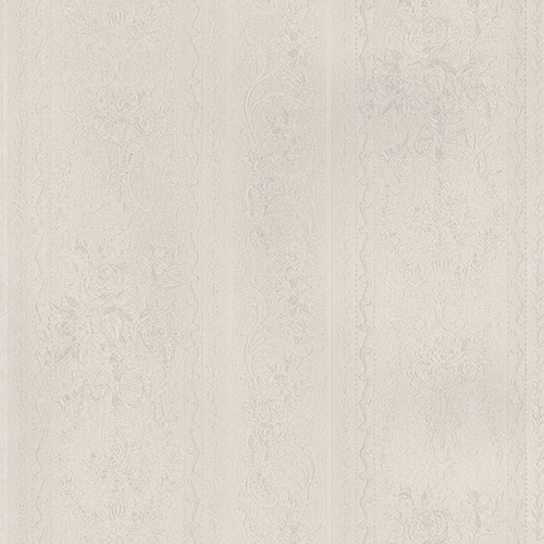 Norwall Wallcoverings In Register Stripe Light Beige Wallpaper - SAMPLE SWATCH ONLY