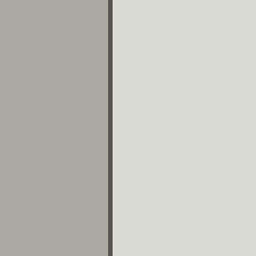 Black and Grey XL Stripe Wallpaper - SAMPLE SWATCH ONLY