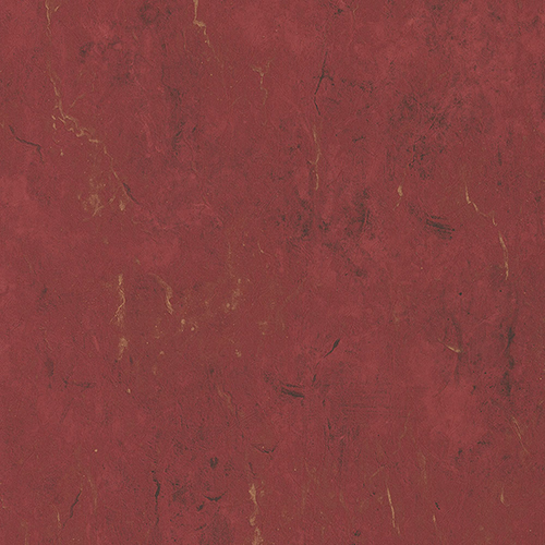 Metallic Gold, Red and Brown Vienna Texture Wallpaper