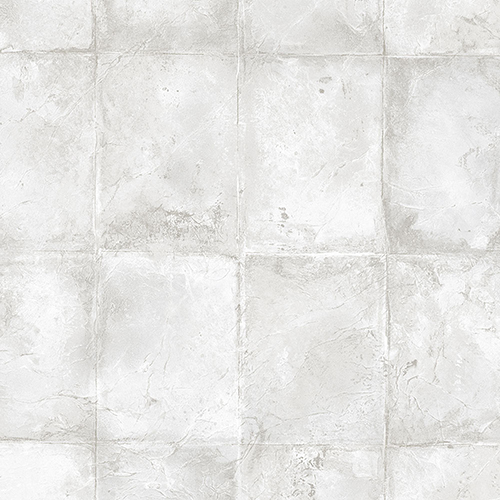 Mike Tile Grey Wallpaper - SAMPLE SWATCH ONLY