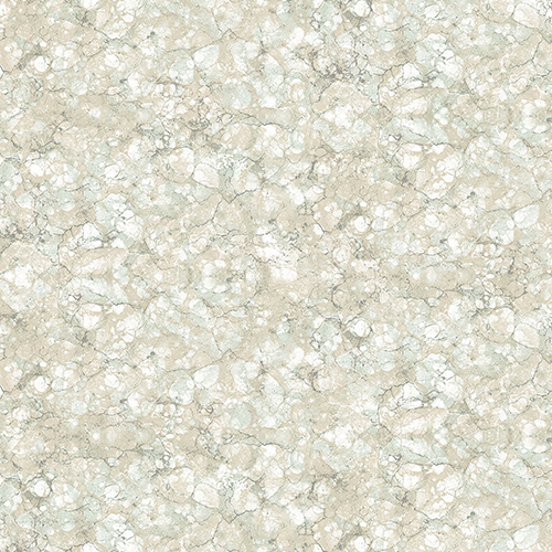 Teal and Beige Granite Texture Wallpaper - SAMPLE SWATCH ONLY