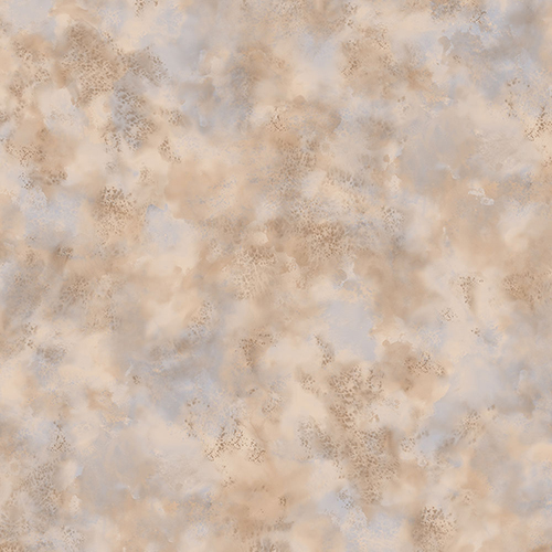 Luna Texture Beige, Light Brown and Blue Wallpaper - SAMPLE SWATCH ONLY