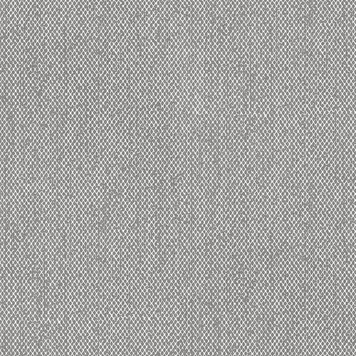 Norwall Wallcoverings Dark Grey And Metallic Silver Screen Texture Wallpaper