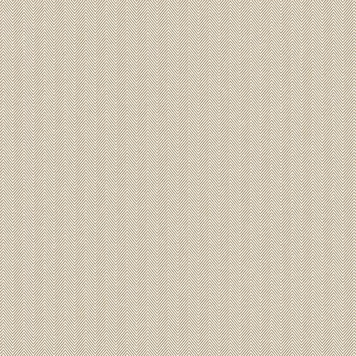 Herringbone Beige Wallpaper