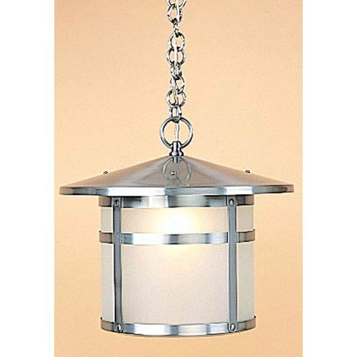 Berkeley Large Frosted Outdoor Pendant