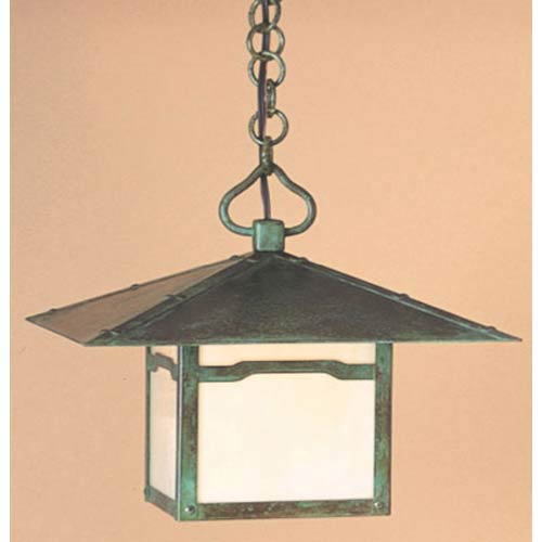 Monterey Small Off White Cloud Lift Outdoor Pendant