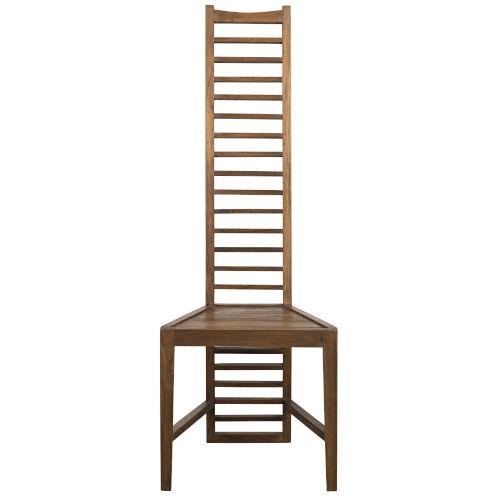 Morris Natural Armless Chair