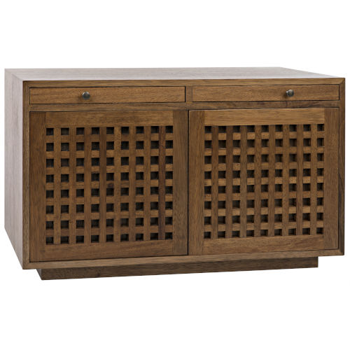 Genti Dark Walnut 40-Inch Sideboard