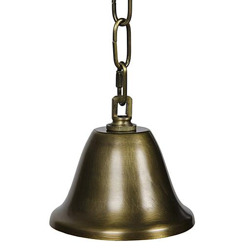 Eleonore Brass One-Light Mini Pendant