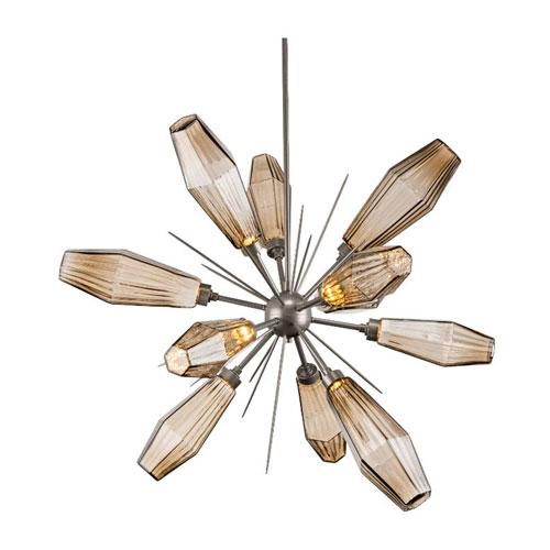Aalto 37-Inch 12-Light LED Chandelier