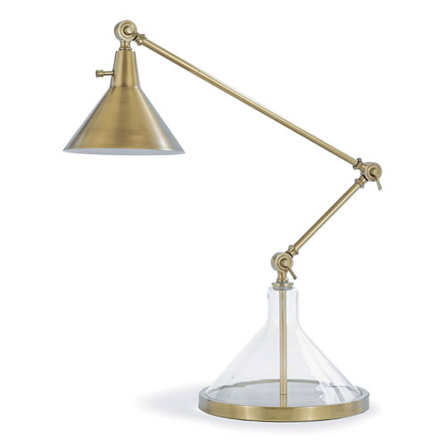 Classics Brass 39-Inch One-Light Table Lamp