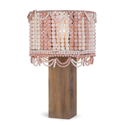 East End Natural 26-Inch One-Light Table Lamp