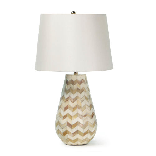 Cassia Natural One-Light Table Lamp