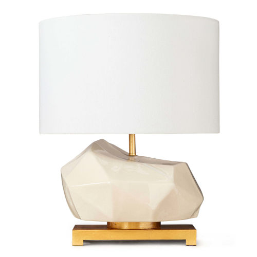Marquise Ivory One-Light Table Lamp