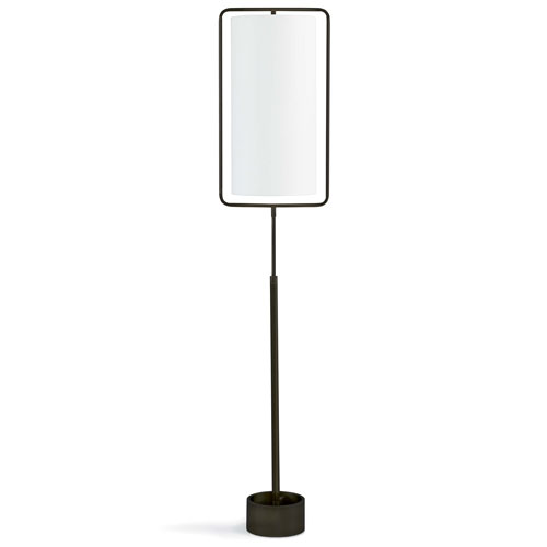 Classics Oil Rubbed Bronze 15-Inch One-Light Floor Lamp