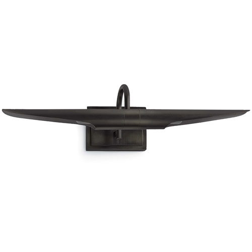 Classics Oil Rubbed Bronze 22-Inch Two-Light Wall Sconce