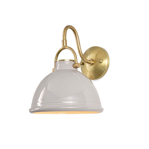 Eloise Grey One-Light Wall Sconce