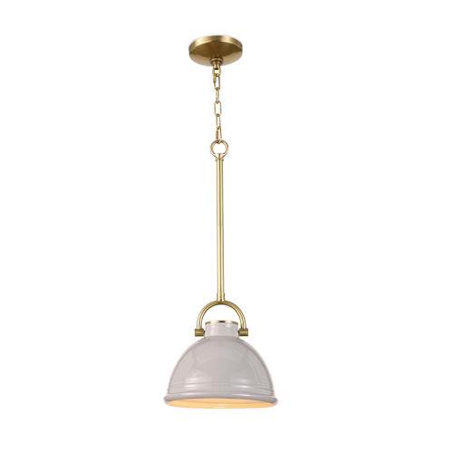 Eloise Grey One-Light Mini Pendant
