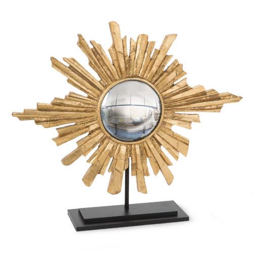 Parson Gold Leaf Decorative Object