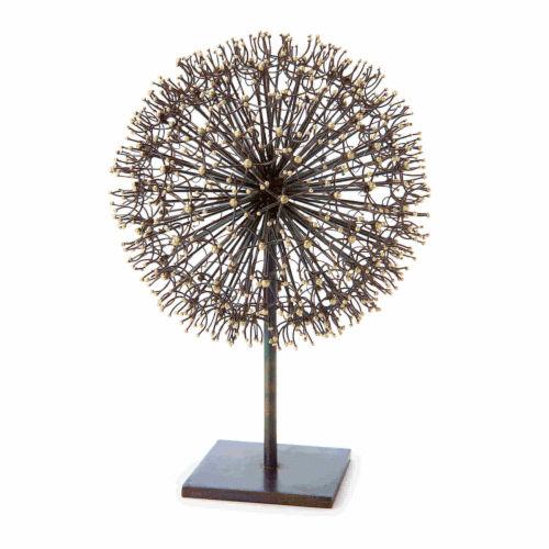 Dandelion Bronze Decorative Object