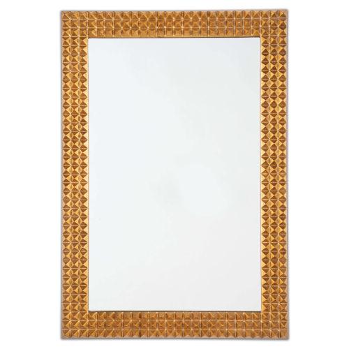 Pantera Gold Leaf Mirror