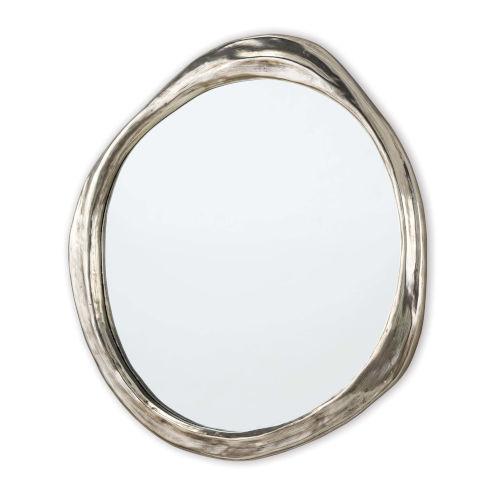 Ibiza Silver Mirror